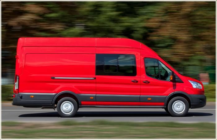 Технические характеристики Ford Transit / Форд Транзит ...