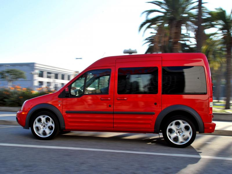 Ford Transit Connect Reviews - Ford Transit Connect Price ...
